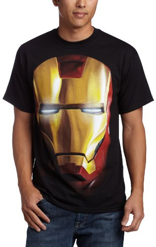 Your comic book loving husband will love this Iron man t-shirt for your iron anniversary