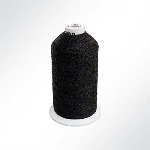 Gütermann Solbond - bondeerde polyester speciale naaigaren No./Tkt. 30, 2500 m, zwart