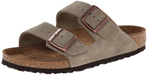 Birkenstock Arizona Unisex Suede Sandal