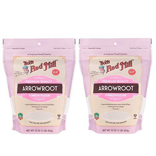 Arrowroot Starch