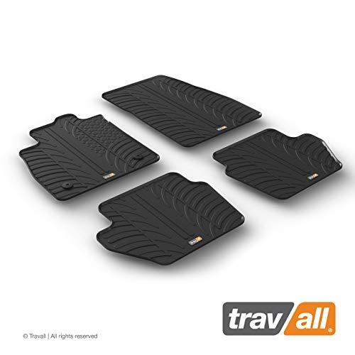 Travall Mats Gummifußmatten TRM1324 – Allwettermatten Nach Maß Fussmatten Set