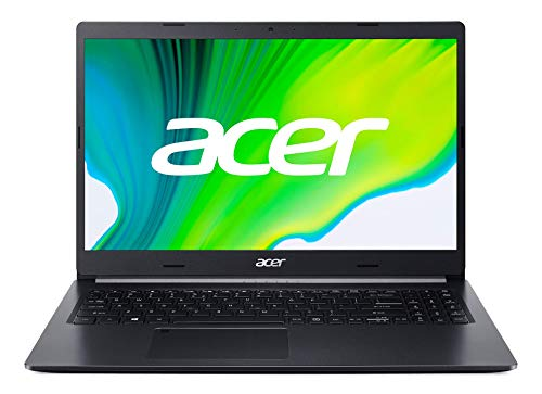 Acer Aspire 5 (A515-44-R6VG) 39,6 cm (15,6 Zoll Full-HD IPS matt) Multimedia Laptop (AMD Ryzen 5 4500U, 8 GB RAM, 512 GB PCIe SSD, AMD Radeon Graphics, Win 10 Home) schwarz