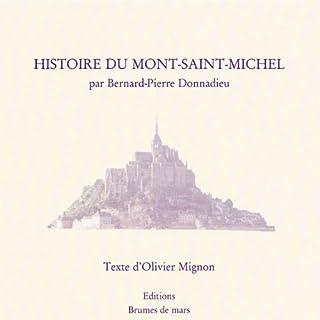 Couverture de Histoire du Mont-Saint-Michel