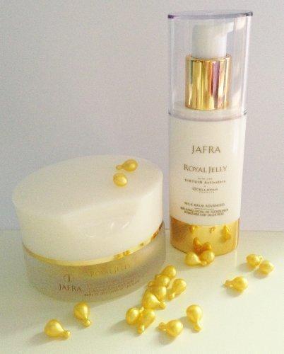 Royal Jelly Sommer Set 2 tlg. mit Augenpflegekapseln & Feuchtigkeitsbalsam Advanced