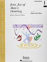 Jesu, Joy of Man's Desiring Level 4: Intermediate Piano Solo
