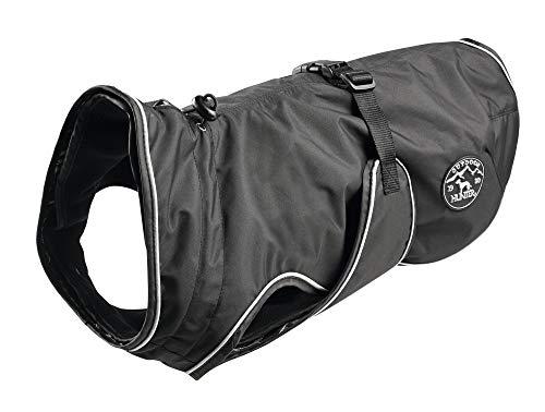 Hunter Uppsala Manteau pour Chien Noir 65 cm