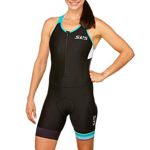 SLS3 Triathlon Suit for Women - Triathlon Suits Women - Tri Suits Women - Women's Triathalon Suit – FRT Slim Athletic Fit (No Shelf Bra)