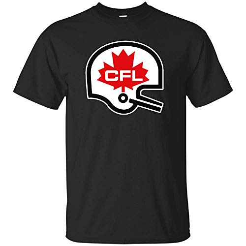 CFL, Retro, Logo, Canadian, Football, League, Vintage, Throwback, T-Shirt