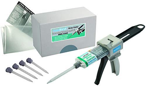 AQUABOND Underwater Swimming Pool Repair Epoxy Kit for Pools and Spas - DMK-5200 50ml Kit (Gray)