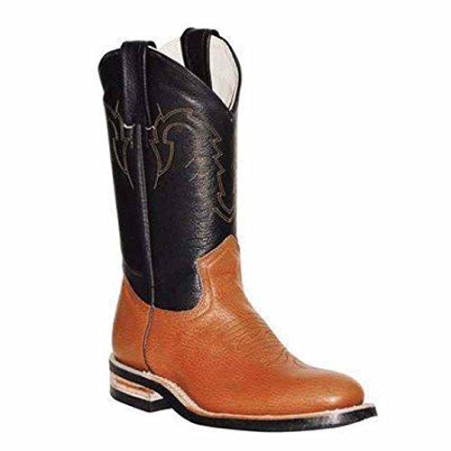 Billy Boots Stivali Monta Western in Pelle Abbigliamento Equitazione Stivali