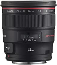 Best canon ef 24mm f1 4l ii Reviews