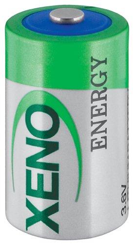 Xeno XL-050F Lithium Batterie 1/2AA (3,6V 1200 mAh)