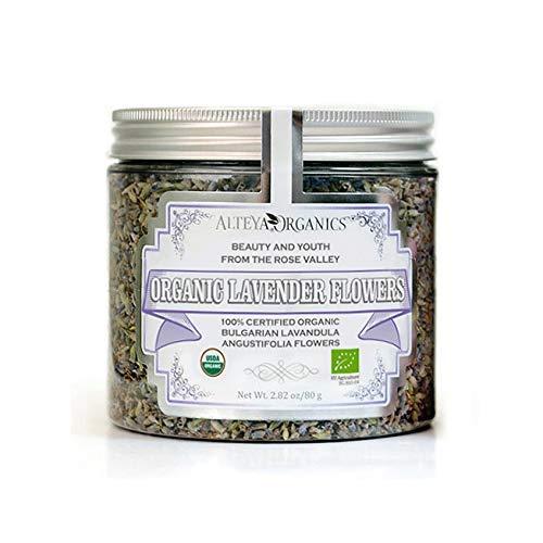 Alteya Organics Lavender Bud Tea