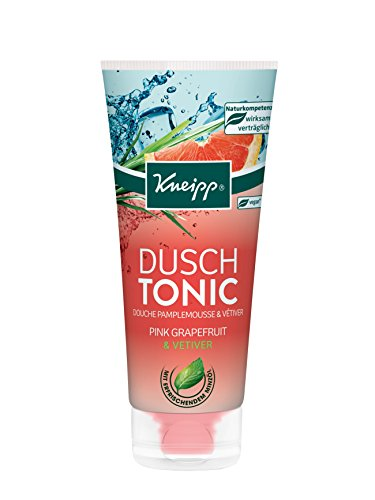 Kneipp Tonic Grapefruit & Vetiver, 200 ml