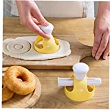 Ruluti Donut Stampo Donut della Stampo Stampo Plastica Donut Donut Maker Macchina Macchina Dessert DESSERTI da Pannello da Pannello da MULTURA MULTURA Cucina Cucina Strumento per Cucina Panetteria