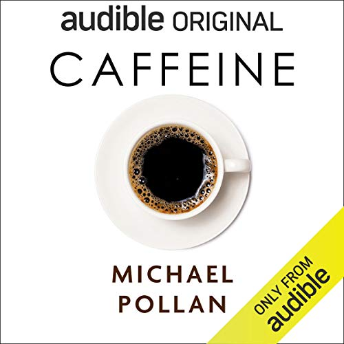 Caffeine audiobook cover art