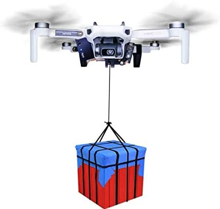 Mavic mini Drone Clip Payload Delivery Drop Transport Device Drone Release Fishing Bait Carrying product image