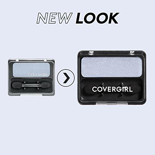 COVERGIRL Eye Enhancers Eyeshadow Kit, Brown Smolder, 1 Color