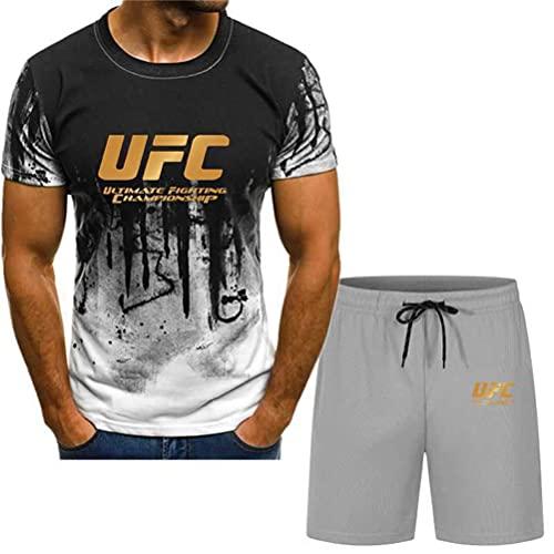 ZHSNG Herren Shorts und T-Shirt-Sets Top...