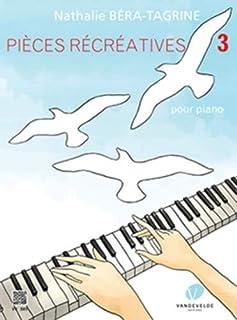 Pieces Recreatives Vol.3 (piano)