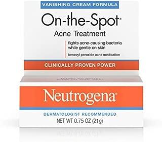 Neutrogena OntheSpot Acne Treatment, Vanishing Formula, 0.75 Ounce