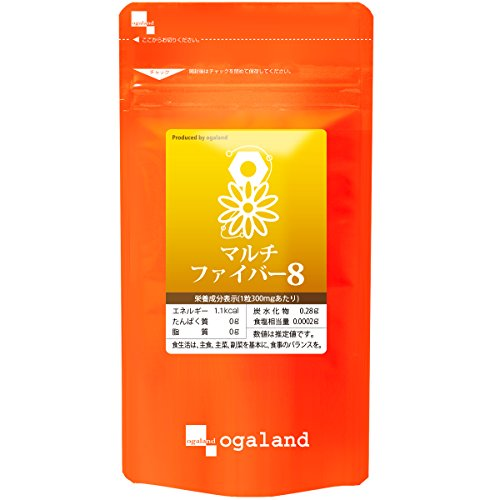 お徳用マルチファイバー8 (270粒/約3ヶ月分)