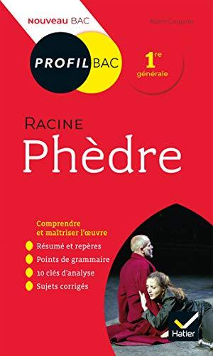 Profil - Racine, Phèdre: toutes les clés d'analyse pour le bac