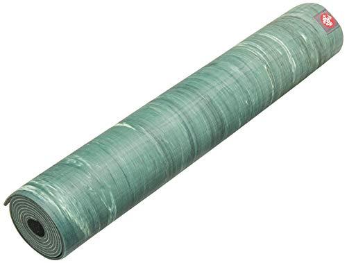 Manduka EKO Lite - Esterilla de yoga (4 mm) - 133051338, eKO Lite - Esterilla de yoga (4 mm), 71', Bosque Profundo Mármol