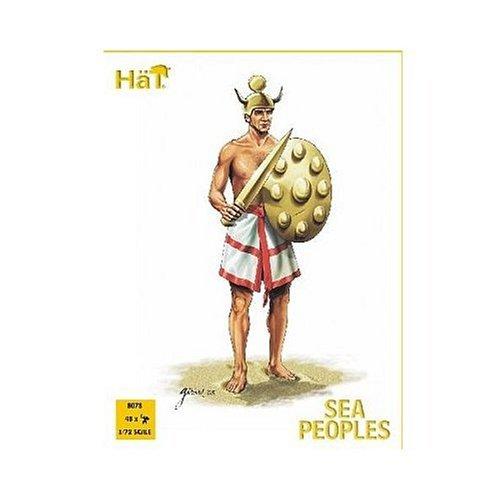 HAT 8078 Sea Peoples 1:72