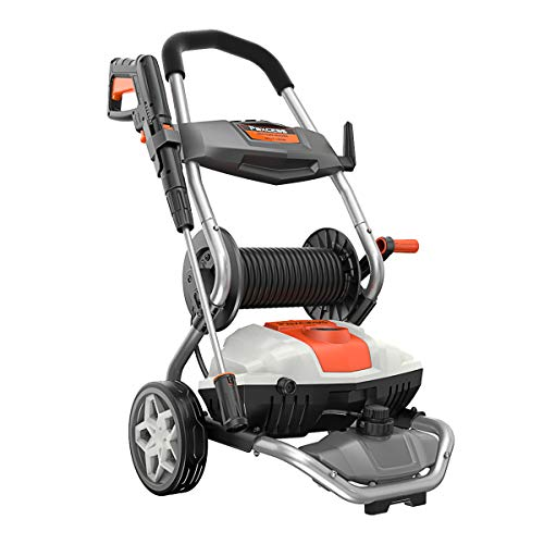 Sale!! PAXCESS Pressure Washer, 2150PSI 1.76GPM Electric Power Washer Machine with On-Board Hose Ree...