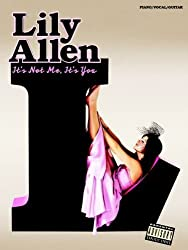 Lily Allen It\'S Not Me, It\'S You Pvg by Various (4-Mar-2009) Sheet music