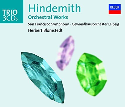 San Francisco Symphony, Gewandhausorchester Leipzig & Herbert Blomstedt
