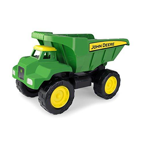 """ERTL John Deere 15"""" Big Scoop Dump Truck Toy"""