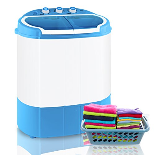 Pyle AZPUCWM22 Portable Washer and Spin Dryer