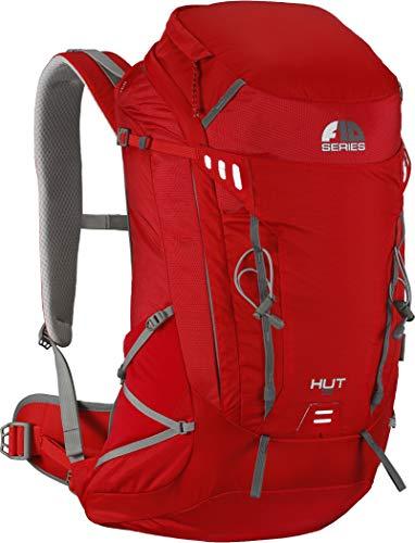 Vango Unisex F10 Hut 35 Rucksack, Rosso, Einheitsgröße