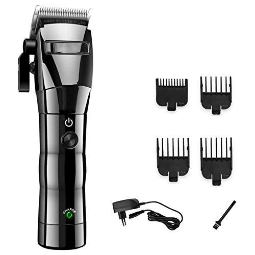 GFDFD Cortadora de cabello profesional ajustable cortadora de cabello inalámbrica para hombres cortadora eléctrica cortadora de cabello herramienta de peluquería