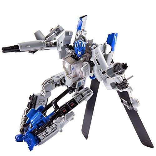 Transformers Optimus Prime, Dark Commander Optimus Prime para niños Transformando Robot Cars Juguetes Generaciones Guerra de Cybertron: Optimus Prime Prime Figura de acción de gran tamaño Regalos de c