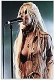 Unikei Bild Auf Leinwand Taylor-Momsen-The-Pretty-Reckless