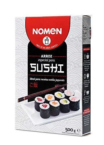 Nomen Arroz Sushi Nomen 0,5 Kg 500gr