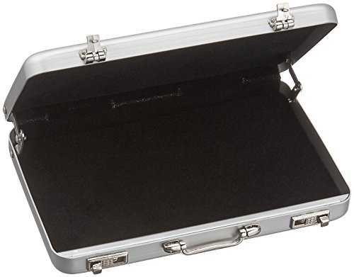 Kikkerland Mini Leather Briefcase (OR18-BK)