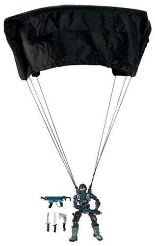 Hasbro GI JOE 8' Sigma 6 Paratrooper Duke