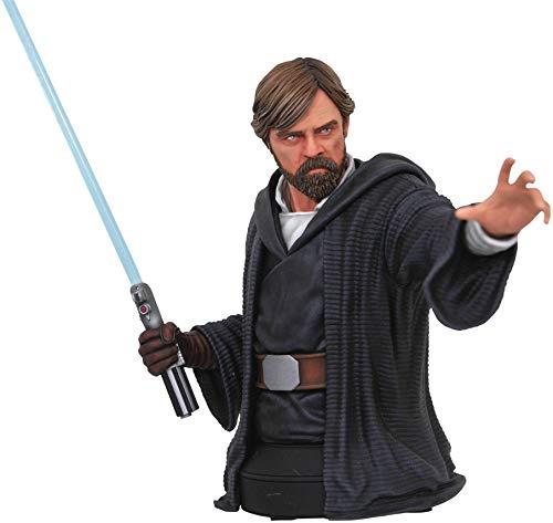 DIAMOND SELECT TOYS Star Wars: The Last Jedi: Luke Skywalker Resin Bust