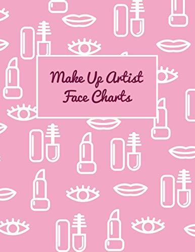 Make Up Artist Face Charts: Makeup Face Charts. Makeup Artist Sketch Book. Makeup Appointment Book. Face Charts For Makeup Artists. Makeup Artist ... Sheets. Makeup Journal. Blank Face Charts
