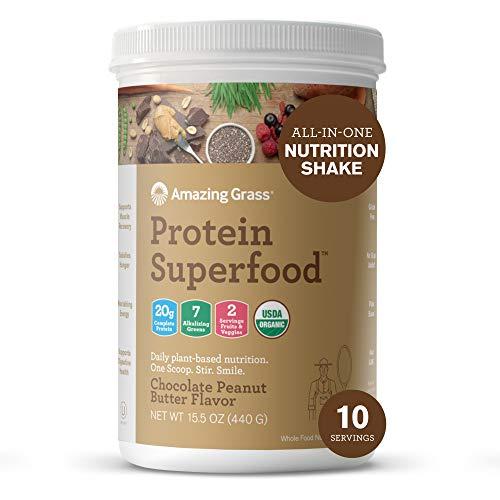 Amazing Grass Protein Superfood: Vegan Protein Powde