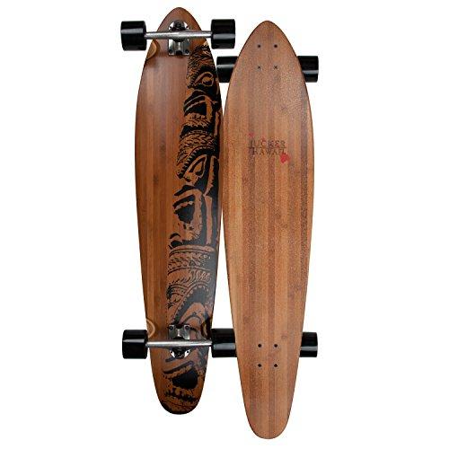 JUCKER HAWAII Monopatín Longboard MAKAHA Tabla Larga para Bambú