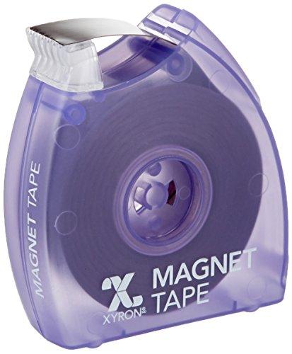 Xyron XSDT002 3/4-inch Wide Magnet Tape, 25-feet, Purple
