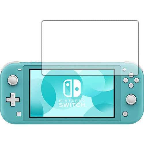 PDA工房 Nintendo Switch Lite Crystal Shield 保護 フィルム 光沢 日本製
