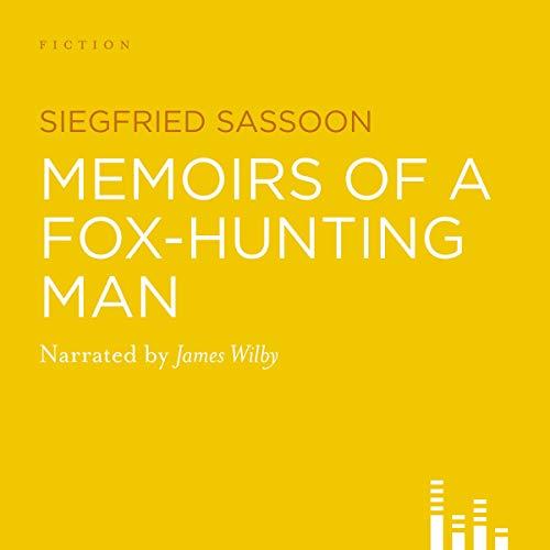 Memoirs of a Fox-hunting Man audiobook cover art