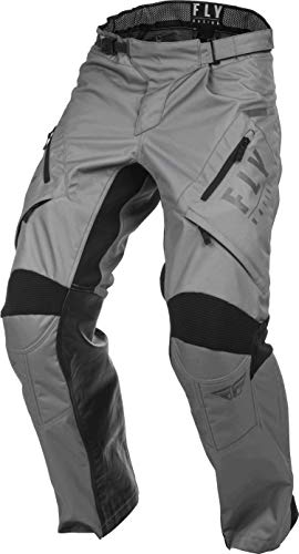 """Fly Racing 2020 Patrol Off-Road Over The Boot Adult Riding Pants (Grey) (Mens 40"""" Waist)"""