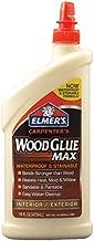 Elmer's E7310 Carpenter's Wood Glue Max, Interior/Exterior, 16 Ounces